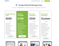Google Ads Agency in Sydney Landing Page