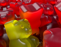 Studio Project - Gummy Bears