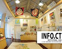 Hamamatsu Information Center Sign Design - Sign - Japan