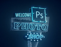 Welcome The Adobe Photoshop