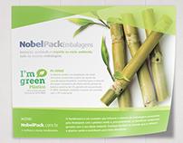 NobelPack - Plástico verde