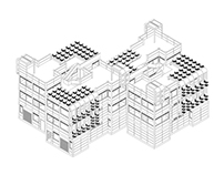 SOCIAL HOUSING / Typology 4