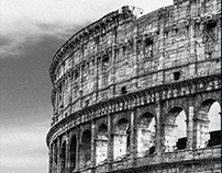 Photographs of Rome and Vatican City (Italy)