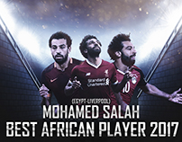 Mo Salah - Best african player