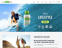 Your Best Shot - Website Redesign