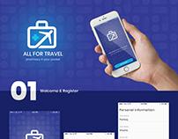 All For Travel Online Pharmacy iOS App