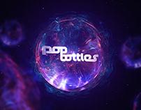 VUZU: POP BOTTLES LOOP VIDEO