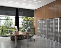 Modern office.