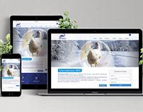 Veterinary Company website