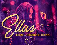 Toteking | Ellas (feat. Erick Hervé & Little Pepe)