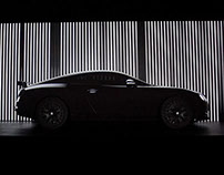 "Bentley ""A Legacy Of Performance"" Projection Mapping"