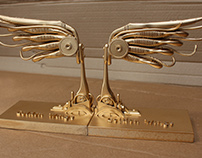 TROFÉU GOLDEN WINGS  REDBULL 2016