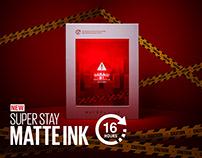 Maybelline New York Super Stay Matte Ink Press kit