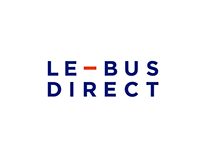 Le Bus Direct—Rebranding
