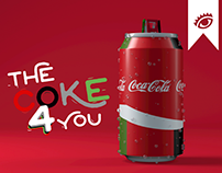 Shortlist | TheCoke4You | Nuevos Talentos 2016