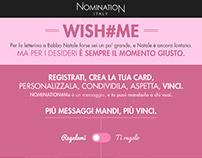 Nomination #ME - New website offer