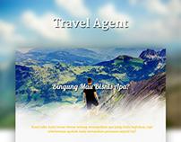 Redesign - Agent Java Travel