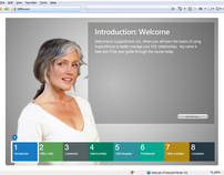 Allergan - Online CRM Training