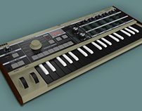 microKORG 3D Analog Synthesizer