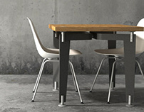 TBL002_Dining Table