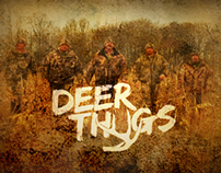 Mossy Oak Deer Thugs Open