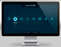 USER INTERFACE DESIGN for INTERACTIVE TV