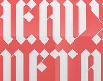 TP DURO font