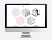 Kitska Website - first version