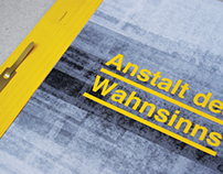 Anstalt des Wahnsinns/ Institution of madness