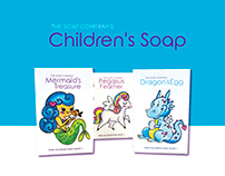The Soap Company : Children's Soap