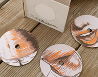 Midnight's Children Audio Packaging