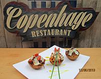Branding Copenhage Restaurant