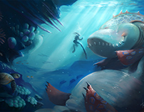 Sea Monster :)
