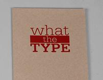 Catálogo Tipográfico - Tunas