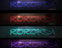 roroksa - 3D work