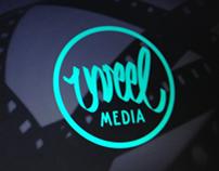 Unreel Media Brand Identity