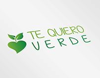 Logotipo TE QUIERO VERDE (programa de radio)