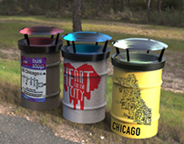 Local Trash Project