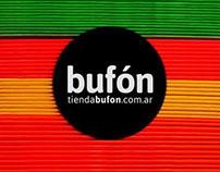 Bufón Logo