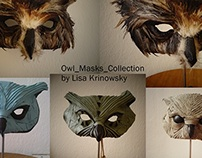 Owl_Masks_Collection