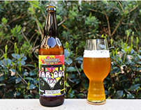 Bootlegger's Brewery Far Out IPA
