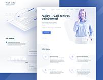 Voicy Web App
