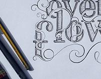 Handmade Lettering III
