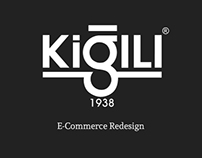 Kigili E-Commerce Project