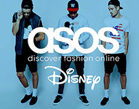 ASOS X Disney Collection