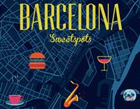 Barcelona Sweetspots