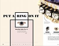 Magazine Layout: Bona Drag