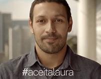 Nextel • #aceitalaura