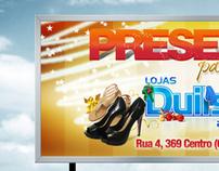 Outdoor - Lojas Duilson