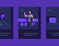 Raisead - Branding & Webdesign